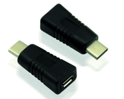 Roline VALUE adapter USB3.1, C(M) na Micro B(F), OTG